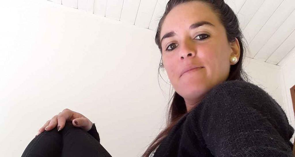 Fernanda Fiore; 'Se llevaron las cosas que podían sacar por la ventana'