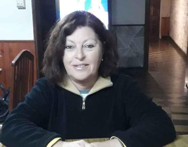 Graciela Scarillo; 'Si hoy me preguntas que profesión elegiría, sin lugar a dudas diría que elijo ser docente'