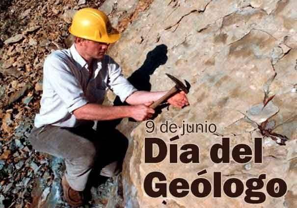 Día del Geólogo en Argentina