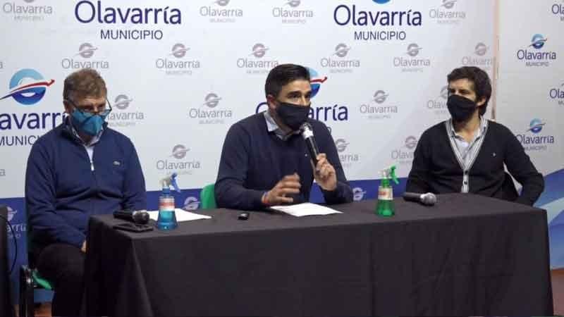Olavarría; 39 casos confirmados de COVID 19