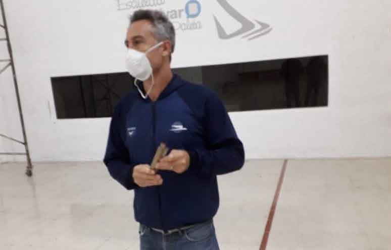 Jose Damiano; 'En este momento hay que ser responsable como comunidad para salir de esto de la mejor manera'
