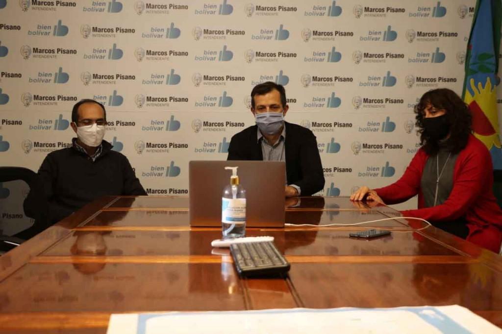 Pisano convocó a conformar un comité regional de crisis