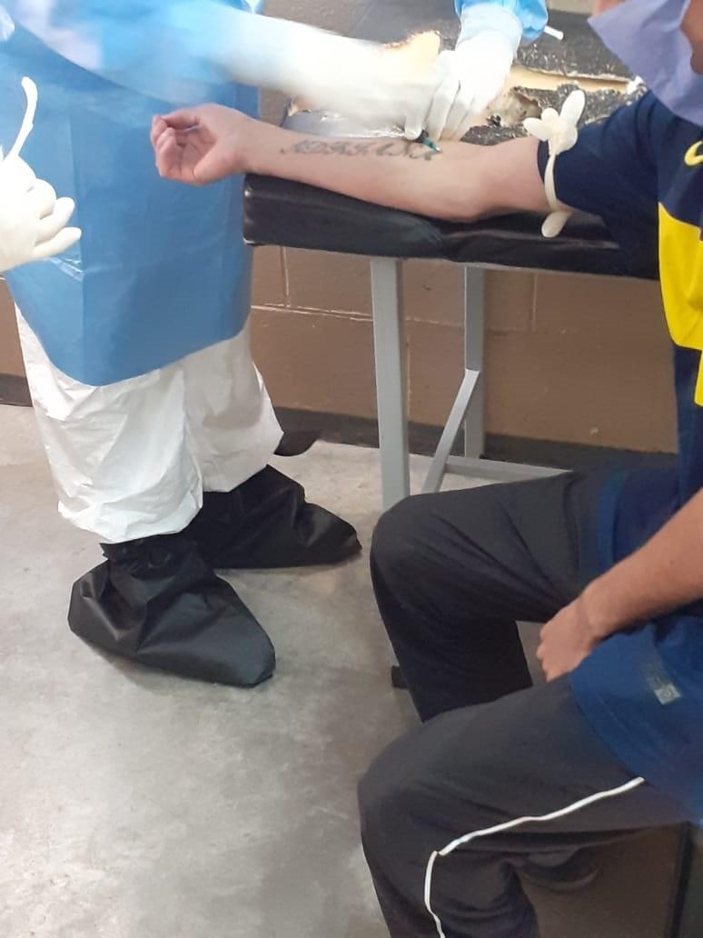 Por decisión judicial, fueron trasladados seis internos de la Unidades 2 y 38 de Sierra Chica, hacia Urdampilleta
