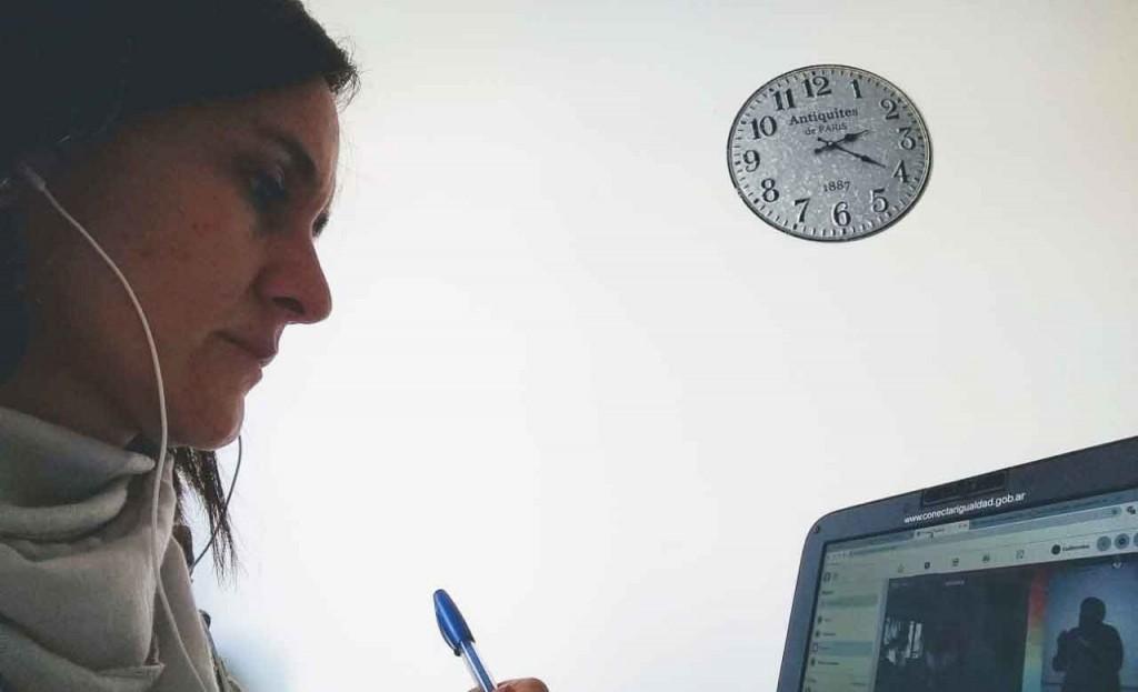 La Dirección de Discapacidad continúa capacitándose de manera virtual