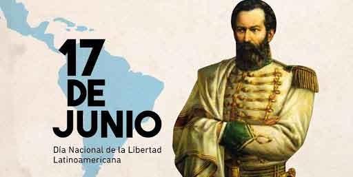 Día Nacional de la Libertad Latinoamericana