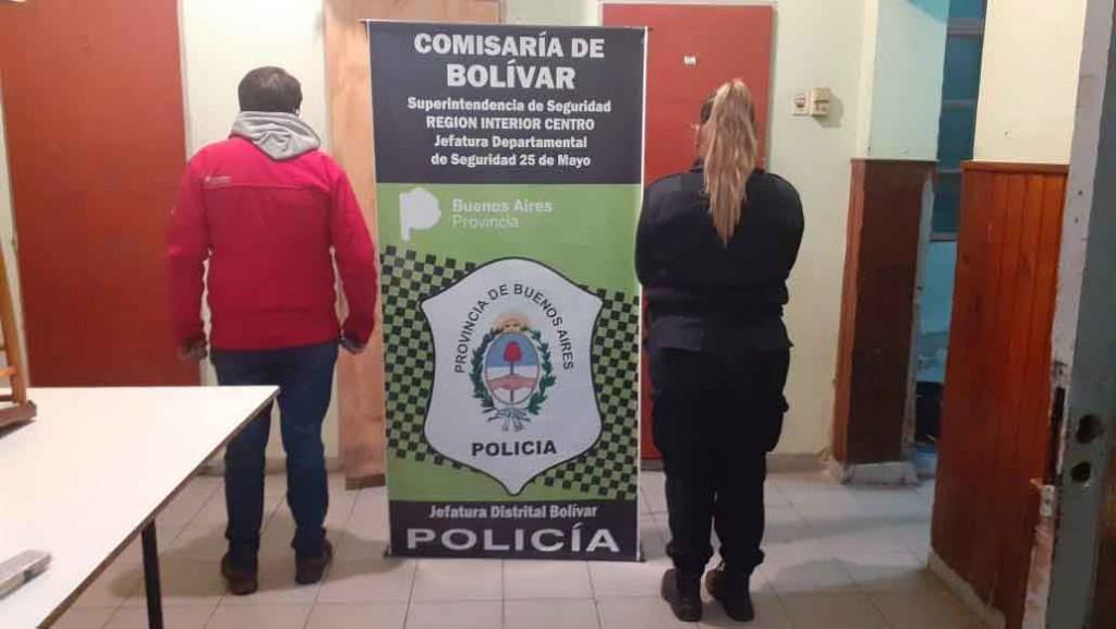Detención de un sujeto con pedido de captura, denuncias por robo y hurto se destacan en la actividad policial de los últimos días