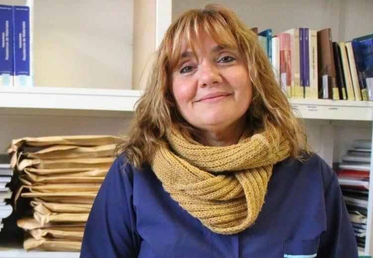 Andrea Volpe; 'Como bibliotecarios tenemos la responsabilidad de cuidar, proteger y difundir este patrimonio cultural que nos representa'