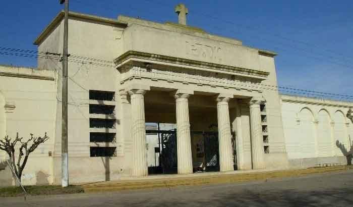 Se habilitará el funcionamiento de los cementerios en el partido de Bolívar