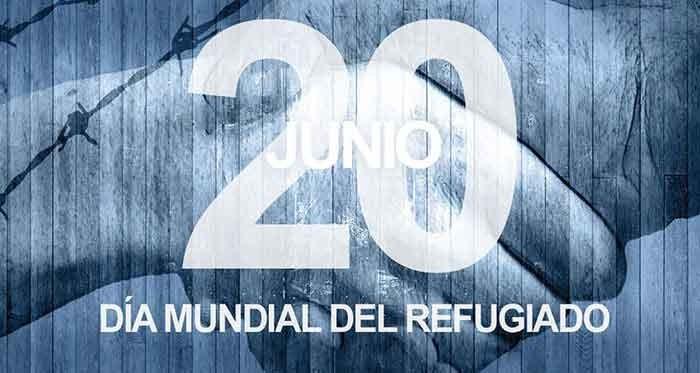 Día Mundial del Refugiado