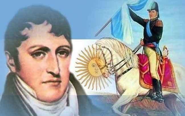 200° aniversario del fallecimiento del General Manuel Belgrano y Día de la bandera Nacional