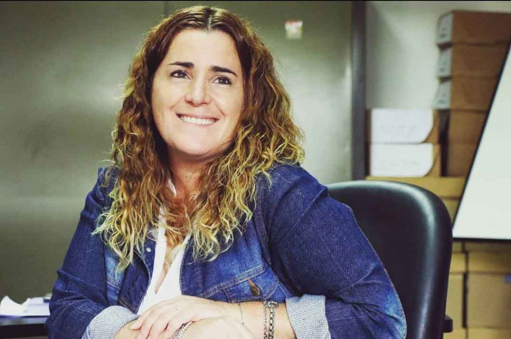 Sandra Renna y el Móvil de FM 10 celebran 24 años de trayectoria