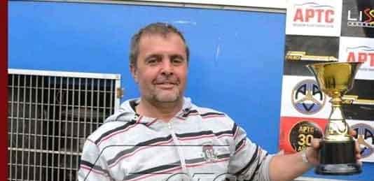 Gustavo Pendas; 'Quiero empezar en el asfalto con la intención de disfrutar las carreras sin presiones'