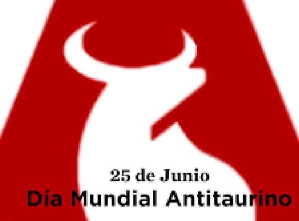 El 25 de junio es el día mundial antitaurino