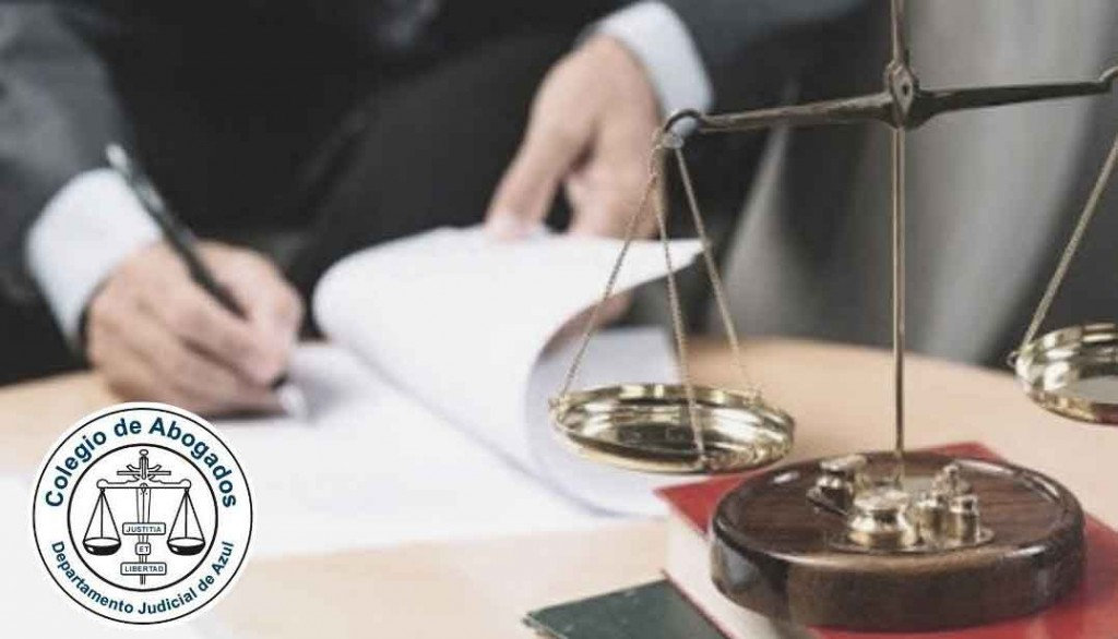 Comunicado del Colegio de Abogados del Departamento  Judicial de Azul; 'Se busca privatizar una parte de la justicia'
