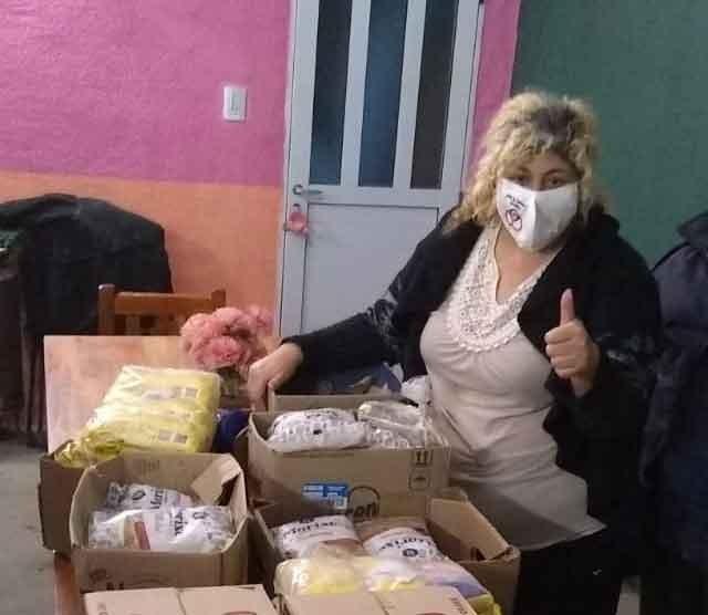 Bolívar Solidaria; El comedor Encuentros de Amor agradece las donaciones recibidas