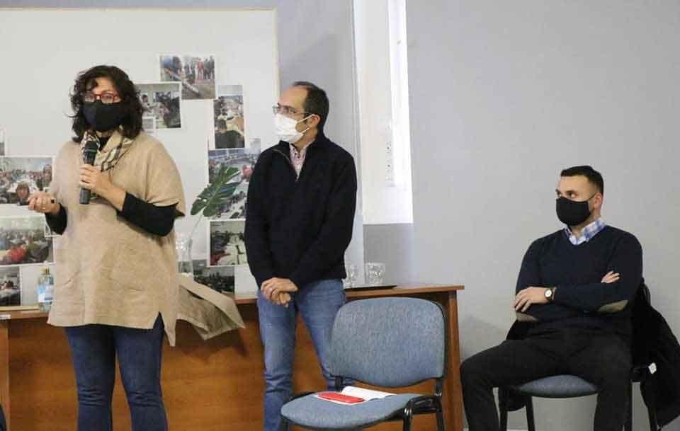 Pisano reunió a referentes políticos y de instituciones por los 100 días sin COVID en el partido de Bolívar