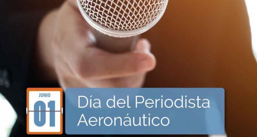 Día del Periodista Aeronáutico