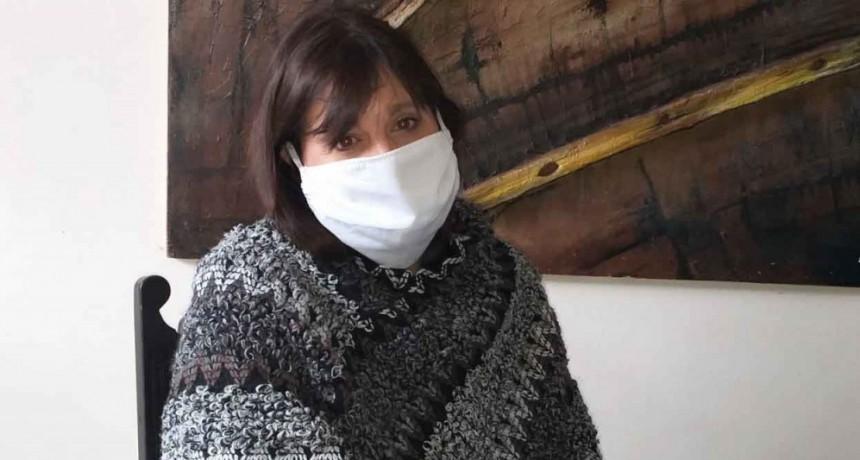 Marcela Larracoechea cumple 33 años siendo parte del servicio de salud mental