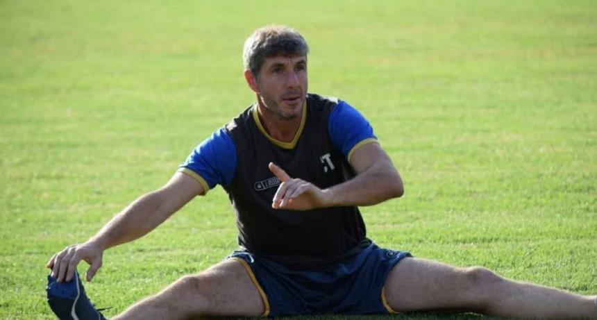 Saranzotti; 'En mi vida futbolística, mi paso por Bolívar fue algo maravilloso'
