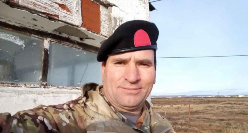 """Carlos Luis Caló; 'Llena el alma saber que uno está haciendo algo por defender a su país"""""""