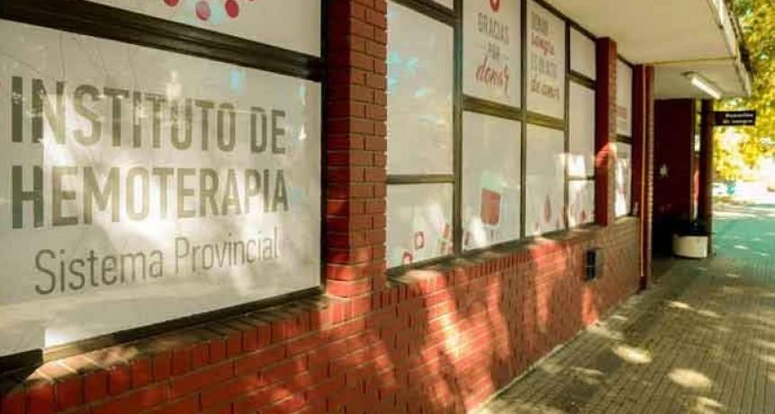 La provincia convoca a recuperados de coronavirus a donar plasma