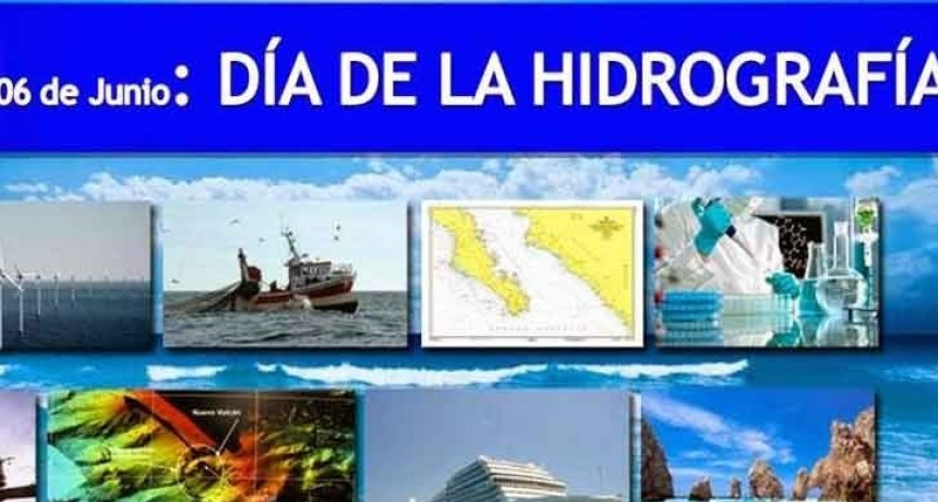 Día de la hidrografía