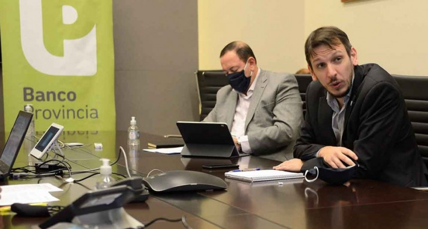 La región oeste recibe a los consejos consultivos de Banco Provincia