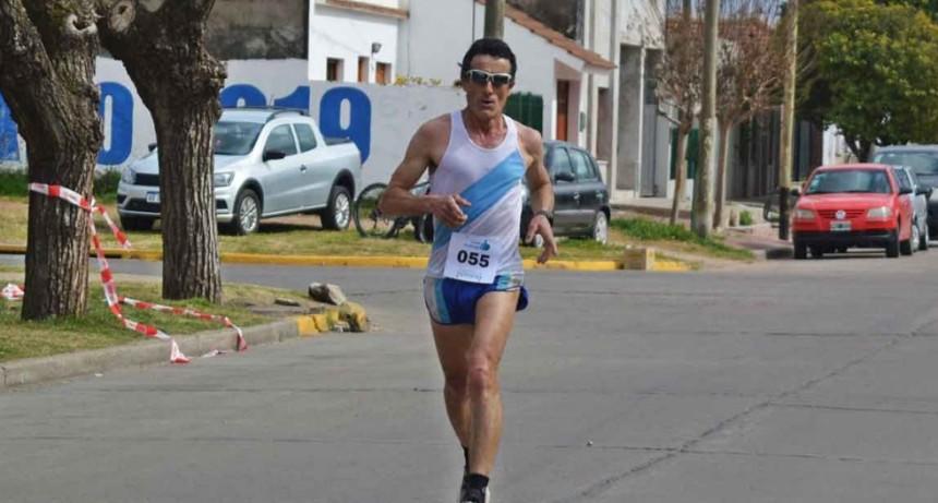 Abel Giordano y la realidad de los maratonistas en contexto de pandemia