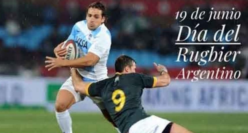 Día del rugbier argentino