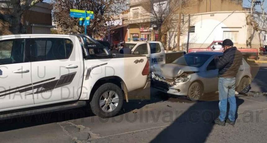 Impacto en Avenida Lavalle y calle Edison; Sin heridos