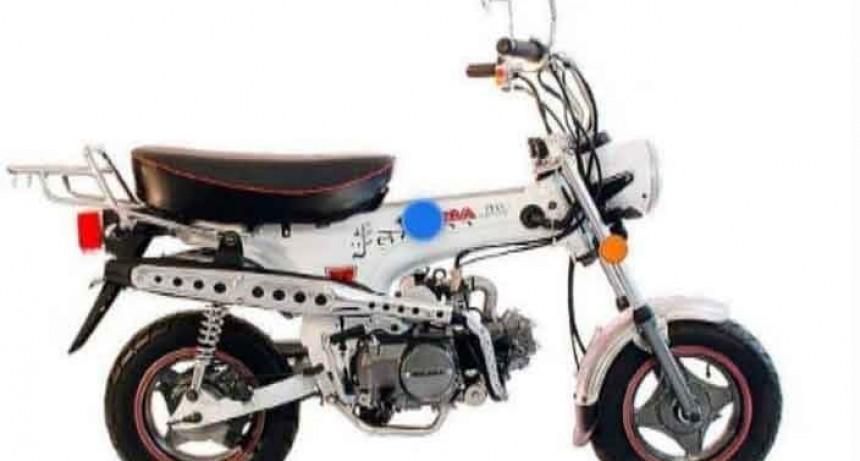 Una más y van…No cesan los robos de motovehículo en la ciudad