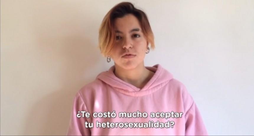 Derechos Humanos difundió un spot audiovisual sobre diversidad sexual