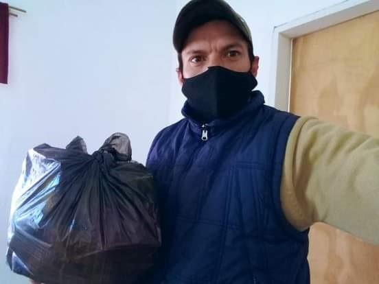 Cristian Santurión (Iniciativa Solidaria):