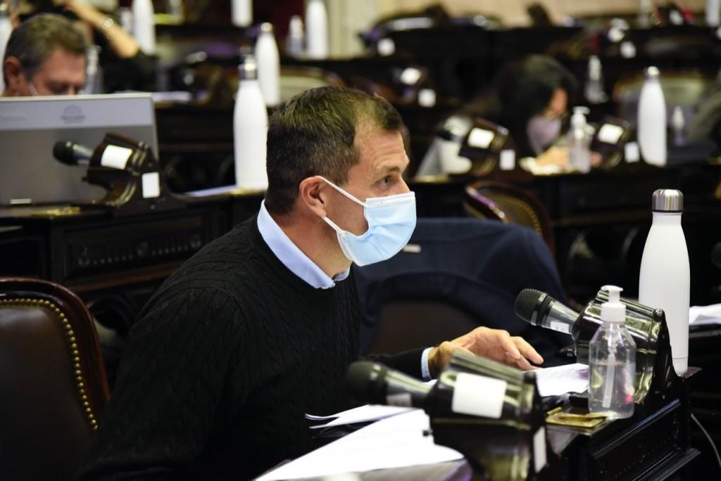Media sanción en Diputados a la ampliación de zonas frías
