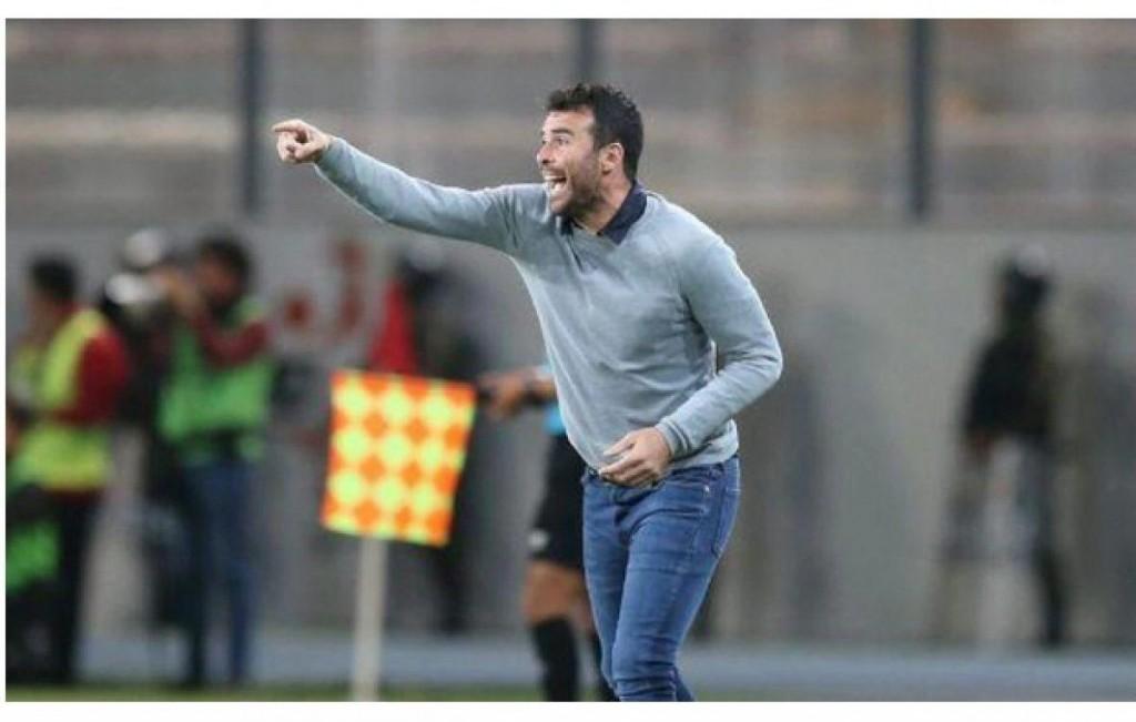 """Manuel Fernández:  """"Estoy muy conforme, hemos desarrollado partidos muy interesantes con buen nivel"""""""