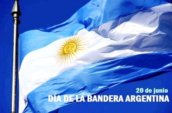 Manuel Belgrano, se fue a la Gloria un 20 de Junio de 1820, tenía apenas 50 años... y nos quedamos un poco huérfanos, aunque nadie lo notó...