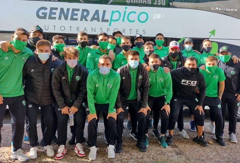 El rival del Club Ciudad ya está en Bolívar, se enfrentarán este domingo desde las 15