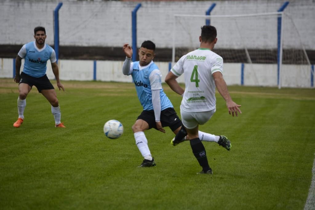 Ferro derrotó por 3 a 1 al Club Ciudad