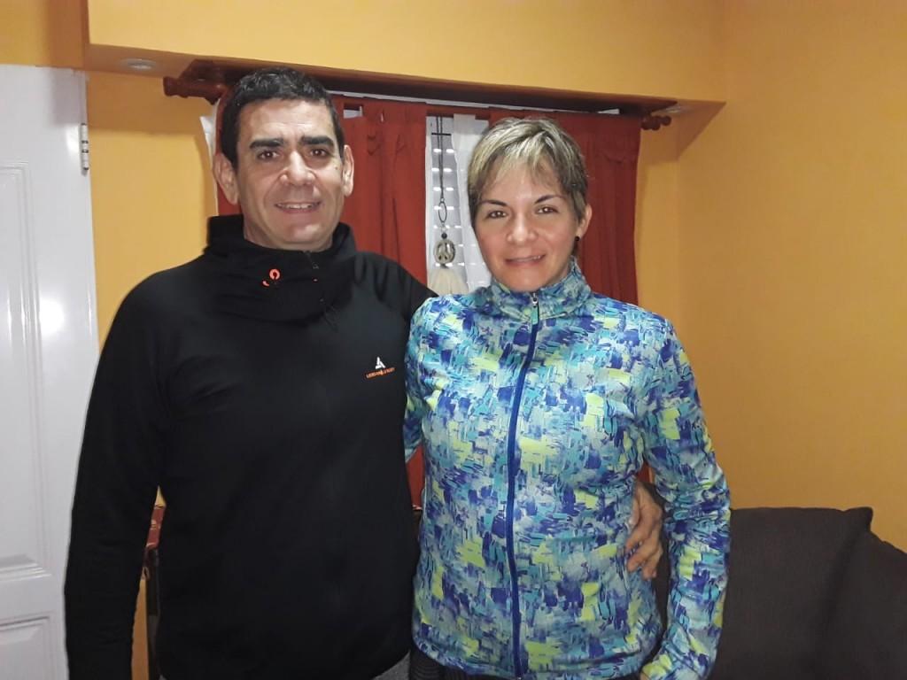 Laura valerga y Charly Lautre: