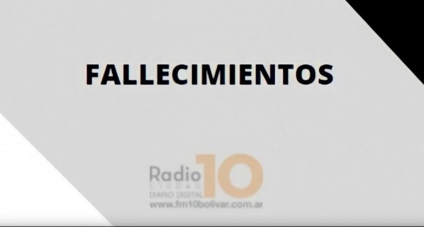 Falleció en Buenos Aires Gustavo Daniel Junquera
