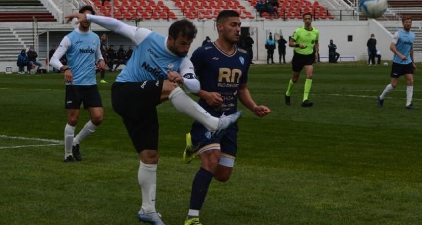 Cayó el puntero Cipolletti y el Club Ciudad igualó sin goles ante Sol de Mayo