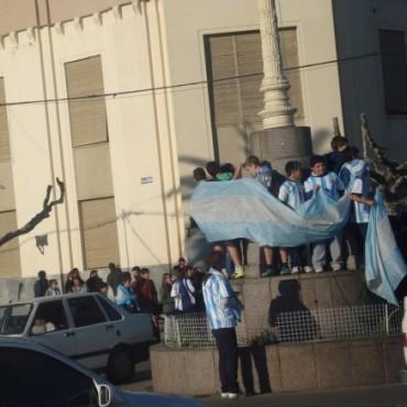 Argentina tuvo un