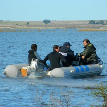 Encontraron el cuerpo de uno de los olavarrienses desaparecidos en Pringles