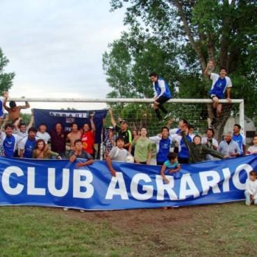 El Fútbol Rural tiene un nuevo campeón que es Agrario