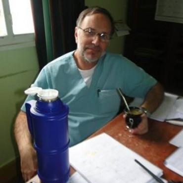 Maluéndez brindó una charla de primeros auxilios en el Instituto Nº27