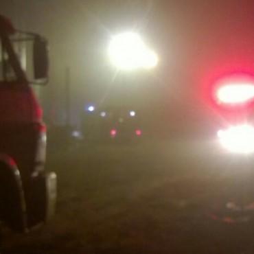 Preocupante: En 21 días, dos camiones incendiados en el mismo predio