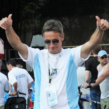 La Selección Argentina de vuelo a vela está en Polonia
