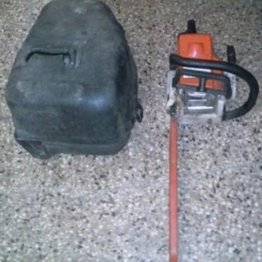 ÚLTIMO MOMENTO: Recuperan herramienta robada