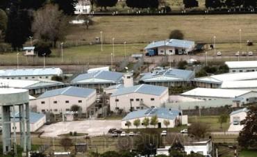 Violento episodio en la Unidad Penal Nº 38 de Sierra Chica