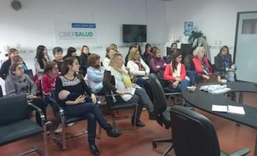 Este viernes se realizó la capacitación virtual de celiaquía a cargo de la Doc. Luciana Guzmán